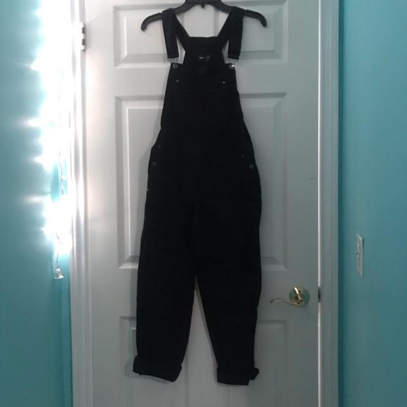 ASOS Other - ASOS black overalls NWOT